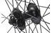 "Rodi M460 hjul forhjul 26"" x 1.9"", 32L, høj flange, Alivio Disc 6-bolts sort"